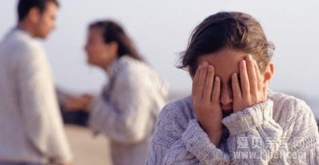 父母吵架被孩子看见应该如何安慰_爱贝亲子网