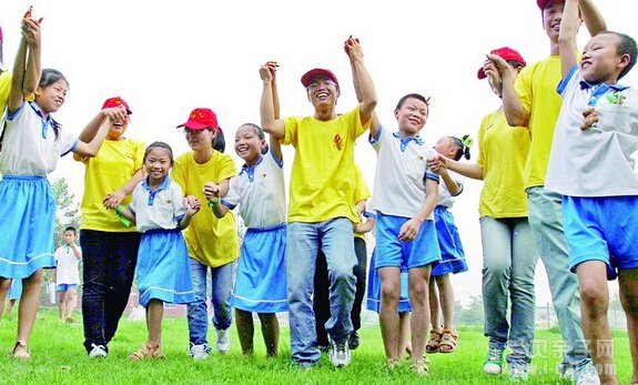 家长分享:孩子暑假做义工的意义