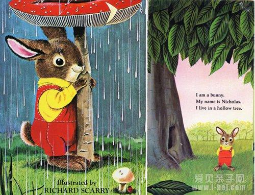 东西英语v东西绘本:iamabunny我是一只兔子dab点读包止痒被儿童咬了什么蚊子下载图片