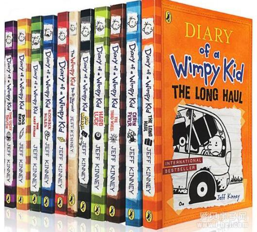 Diary of a Wimpy Kid 小屁孩日记