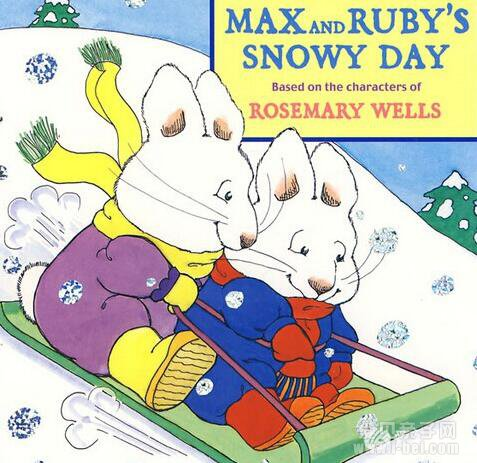 Max and Ruby 小兔麦斯和露比