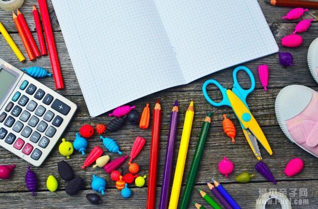 2018年小学开学必备学习用品及生活用品清单目录图片