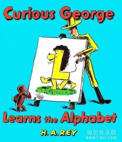 Curious George Learn The Alphabets